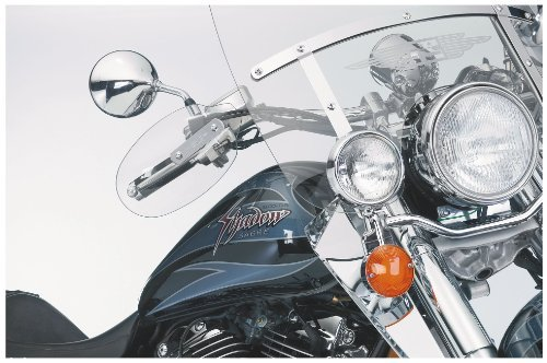 National Cycle Hand Deflectors - Clear