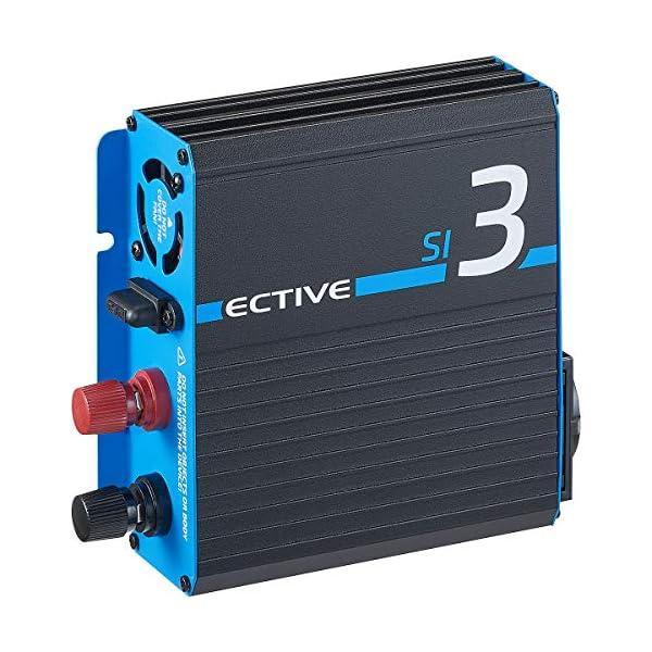 51XZZtwR9eL ECTIVE 300W 12V zu 230V Sinus-Wechselrichter SI 3 mit reiner Sinuswelle in 7 Varianten