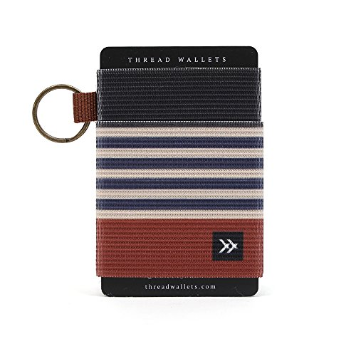 Thread Wallets - Slim Minimalist Wallet - Front Pocket Credit Card Holder for Men