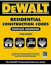 DEWALT® 2018 Residential Construction Codes: Complete Handbook
