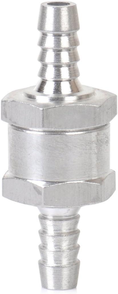 """8mm 5//16 /""""one way aluminium non retour Clapet essence Diesel huile eau"""