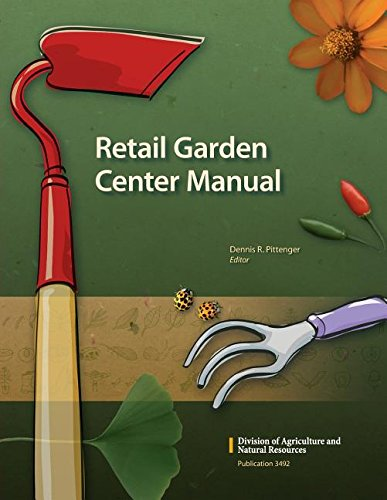 Retail Garden Center Manual  University Of California Agriculture And Natural Resources
