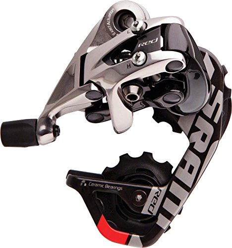 10 Speed Medium Sram Red Aero Glide Rear Derailleur by SRAM