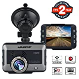 "Dash Cam for Cars, ABLEGRID 2.0"" HD Wide Angle Mini Hidden Car Driving Recorder Camera DVR with Loop Recording Night Vision G-sensor"