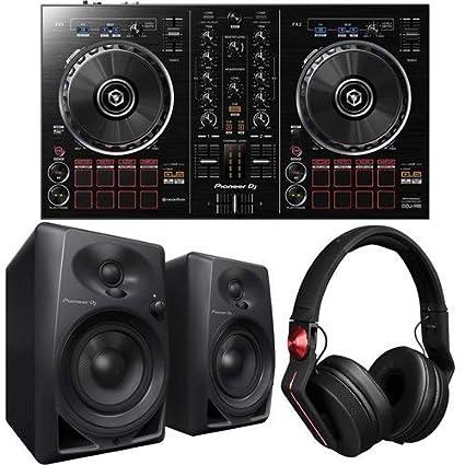Amazon.com: Pioneer Dj Starter Pack: Musical Instruments