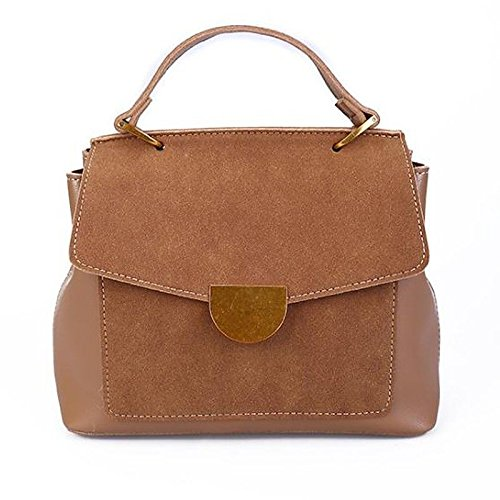 Pu Buttons The Tote Green Borse Brown Donne Hy h Y OWtwqnHY0Y