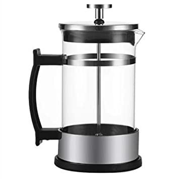 BILLYS HOME Cafetera Americana, Doble Acero Inoxidable 304 ...