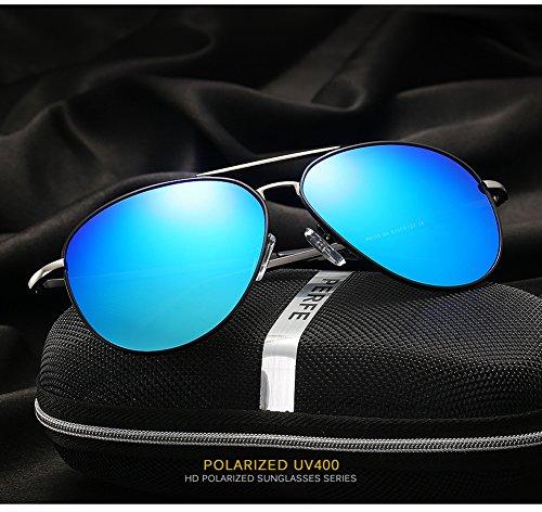 para para Sol Mujer Protección C4 C2 UV Gafas 400 Hombre Polarizadas De Aviator w15YIYq