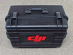 Professional DJI Phantom Customizable Hard Case for All DJI Phantom Models (Phantom, Phantom 2, Vision, Vision+, Phantom 3)
