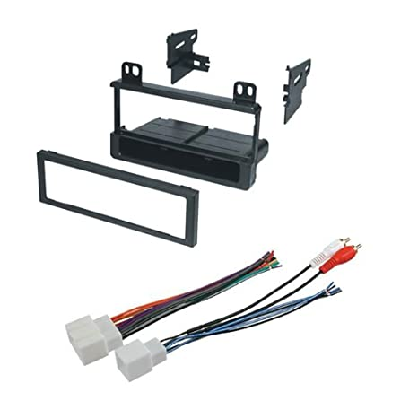 amazon com ford 2000 2006 excursion car radio stereo radio kit dash 2000 Ford Expedition Wiring Harness