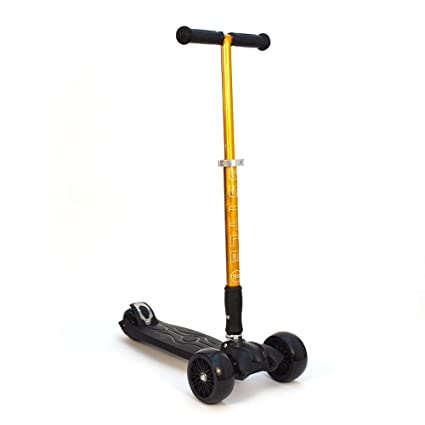 Bollinger Scooter de 3 Ruedas, Unisex niños