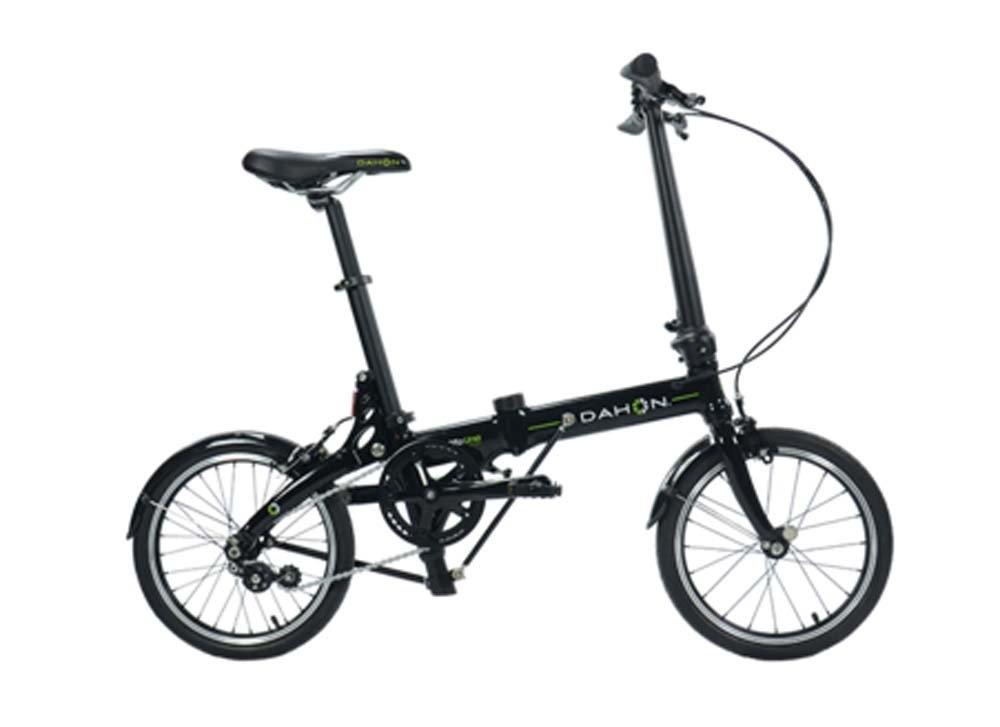 Dahon Jifo Uno Obsidian Folding Bike Bicycle B01N7DTVYK