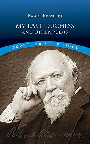 My Last Duchess and Other Poems (Dover Thrift Editions)
