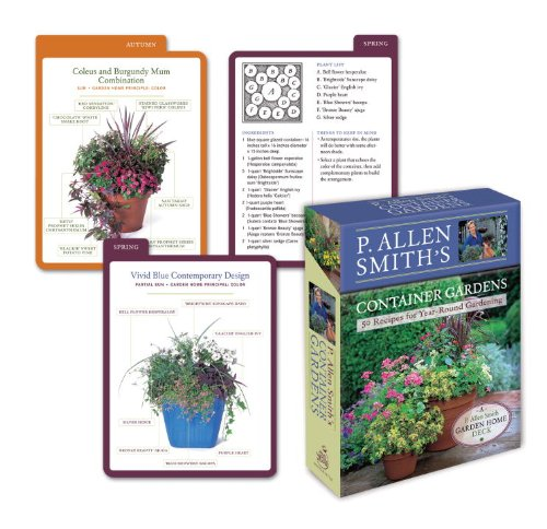 Download Free: P. Allen Smith's Container Gardens Deck: 50