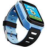 Q528 Smart Watch for Kids GPS Watch With Camera LBS Tracker Wrist Watchs SOS Call for