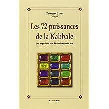 Les 72 puissances de la Kabbale