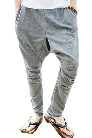 SOWTKSL - Pantalón de chándal para Hombre (Talla XS), Color Negro ...