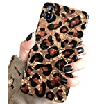 iPhone-Xs-iPhone-X-Case-Jwest-Luxury-Sparkle-Bling-Translucent-Leopard-Print-Soft-Silicone-Phone-Case-Cover-for-Girls-Women-Flex-Slim-Design-Pattern-Drop-Protective-Case-for-iPhone-Xsx-58-inch