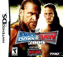 WWE SmackDown vs. Raw 2009 - Nintendo DS
