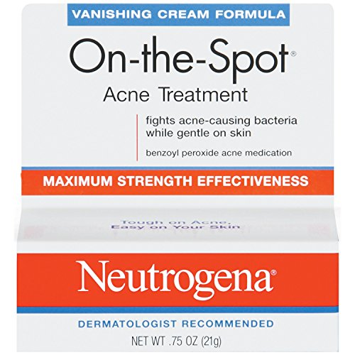 Neutrogena Spot Acne Treatment 0 75oz product image