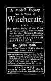 Modest Enquiry into the Nature of Witchcraft