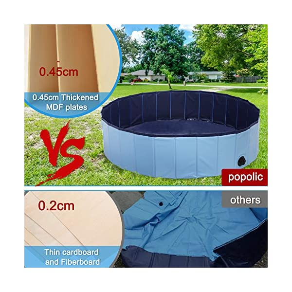 Winipet Foldable Dog Paddling Pool 4