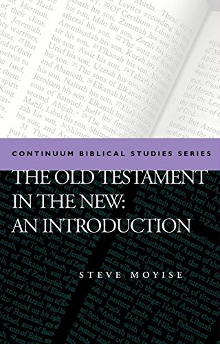 Download The Old Testament in the New Testament (Continuum Biblical Studies) pdf epub