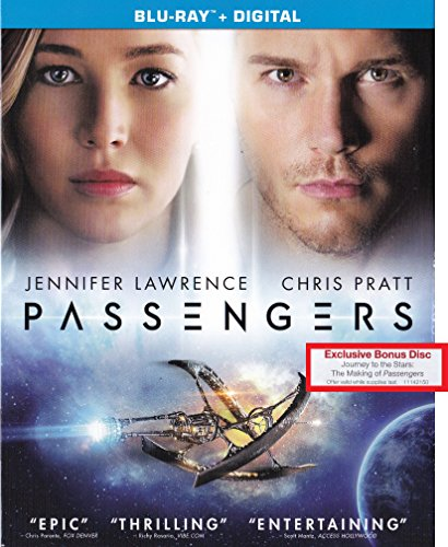 Disc Exclusive Bonus - Passengers with Exclusive Bonus Disc (The Making of Passengers)