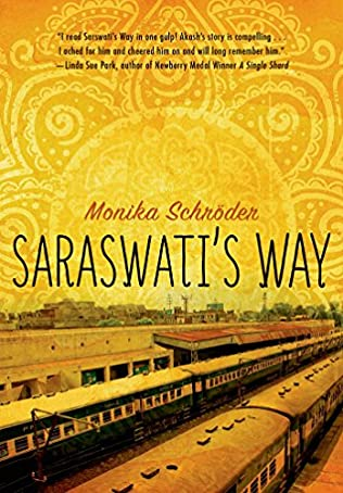 Image result for book cover of saraswati's way