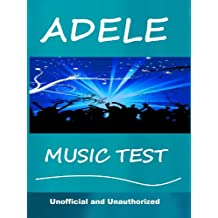 The Adele Music Test - How Well Do You Know Her Music?
