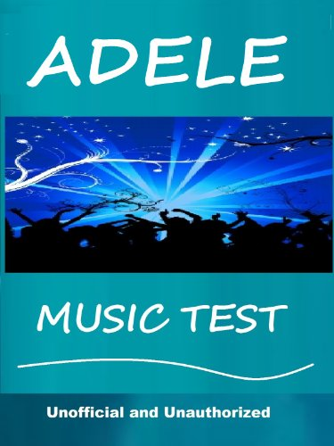 The Adele Music Test - How Well Do You Know Her - Skyfall Style
