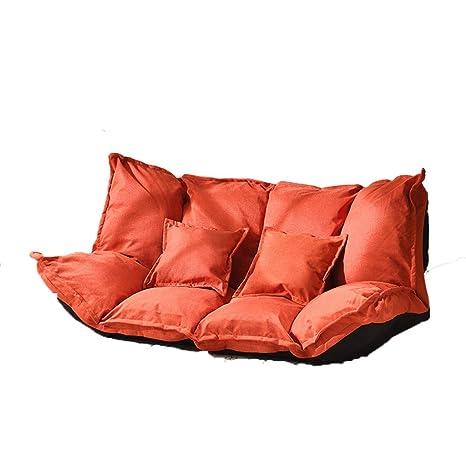 Silla de sofá Plegable, Ajustable, Lazy Tatami Sofa Recliner ...
