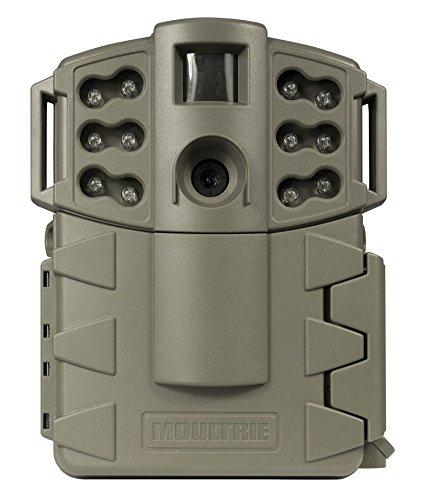 Moultrie Game Spy A-5 Gen 2 Low Glow 5.0 MP Camera, Green