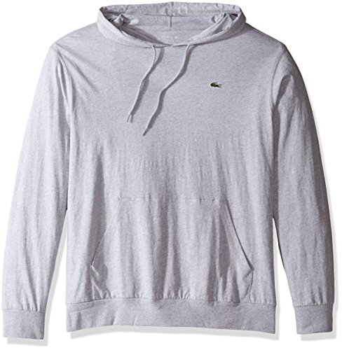 Lacoste-Mens-Long-Sleeve-Jersey-Hooded-T-Shirt