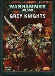 grey knights codex 5th edition pdf