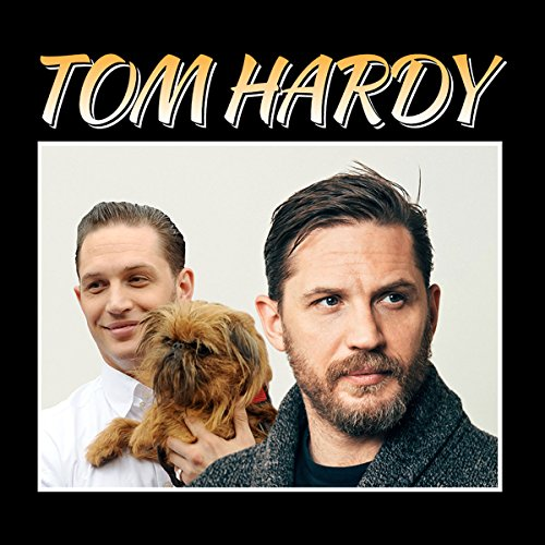 Tom Hardy Dog Tribute Montage Women's Sweatshirt Black