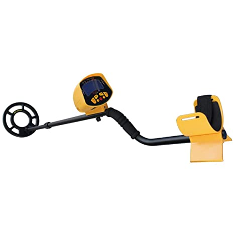 Amazon.com : Deep Underground Metal Detector High Sensitivity LCD Display Screen Searching Gold Digger Treasure Hunter Finder Scanner : Garden & Outdoor