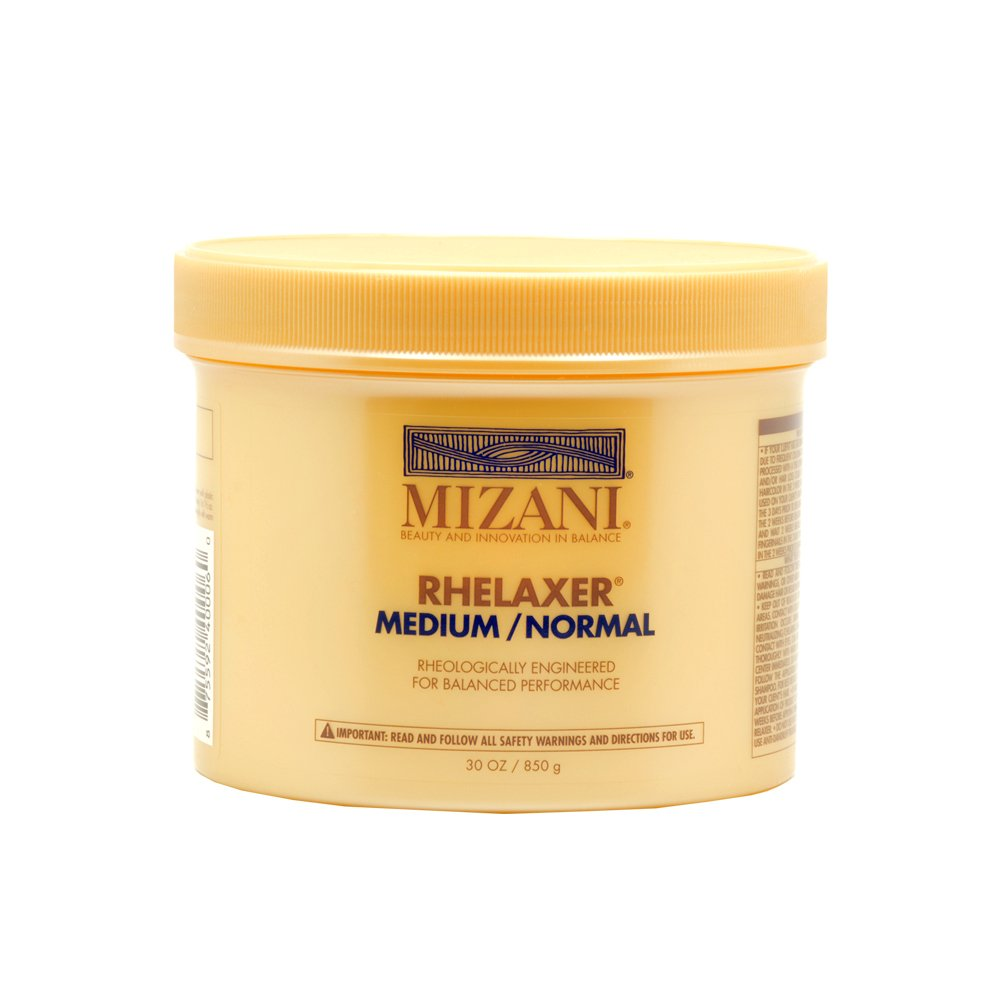 Mizani Rhelaxer for Medium and Normal Hair for Unisex, 30 Ounce