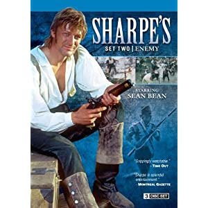 Sharpe's Set Two - Enemy (3 Disc Set) movie