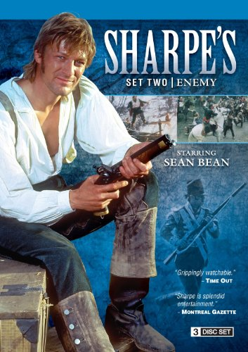 Sharpe's Set Two - Enemy (3 Disc Set) ()