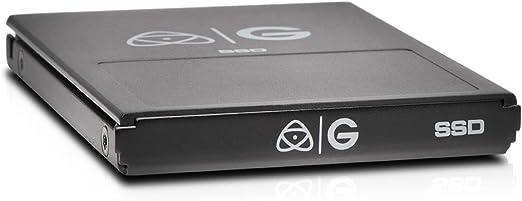 G-Technology Atomos Master Caddy 4K 512GB Black WW 0G05220