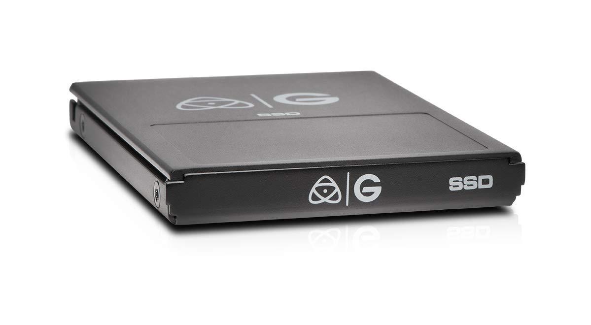 G-Technology 1TB Atomos Master Caddy 4K HD - Hard Drive for Atomos video  workflows - 0G05221