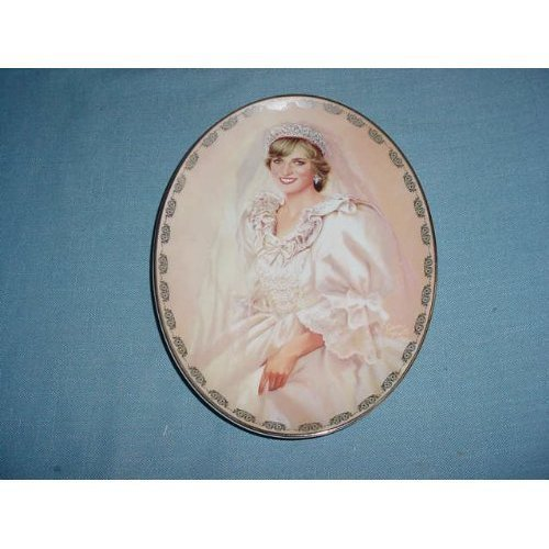 (The Peoples Princess Diana Plate by Bradford Exchange)