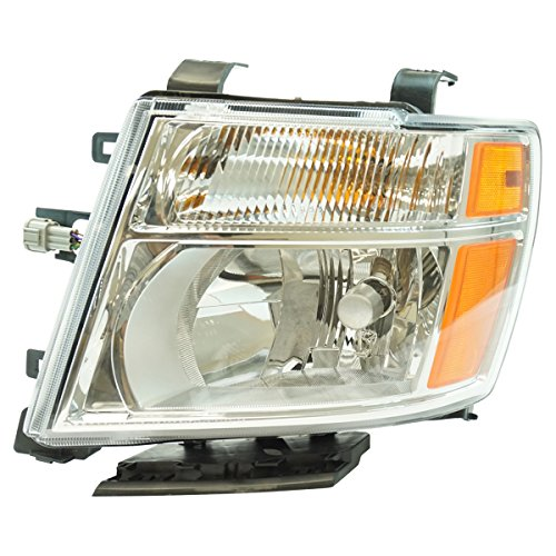 - Halogen Headlight Lamp LH LF Driver Side for Nissan NV 1500 2500 3500 Van
