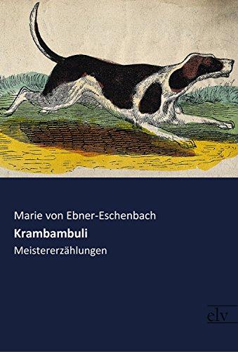 krambambuli hund