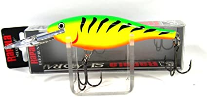 Rapala Shad Rap 08 Señuelo De Pesca Firetigre Sports Outdoors