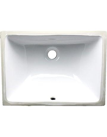 Bathroom Vanity Sink Tops   Amazon com   Kitchen & Bath