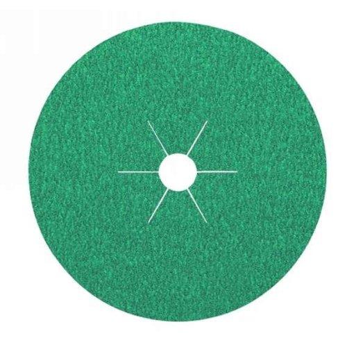 Fiberscheiben CS 570, Durchmesser mm: 125, Körnung: 40, VPE: 25