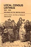 img - for Local Census Listings 1522-1930: Holdings in the British Isles (Gibson Guides) book / textbook / text book