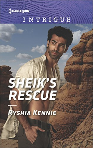 Sheik's Rescue (Desert Justice) by [Kennie, Ryshia]